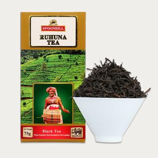 SPOONBILL 斯里兰卡 HL-S08 锡兰红茶 卢哈纳红茶 75g