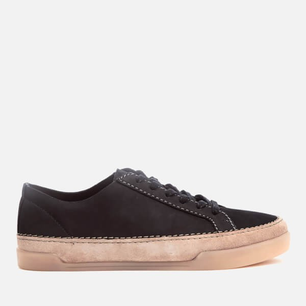 Clarks Hidi Holly 女士皮革休闲板鞋