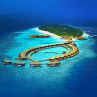 一价全含!全国多地-马尔代夫莉莉岛7天5晚自由行(3晚沙屋+1晚水屋)