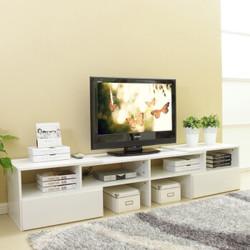 美达斯 电视柜  白色 +凑单品