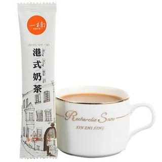 一楠 港式奶茶 速溶奶茶 15g/条 *5件