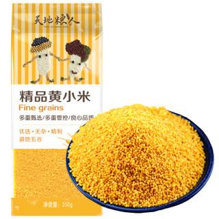 TIAN DI LIANG REN 天地粮人 精品 黄小米 350g