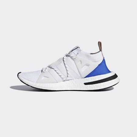 adidas 阿迪达斯 Originals ARKYN 女子休闲运动鞋 CQ2748 白色/蓝色 37