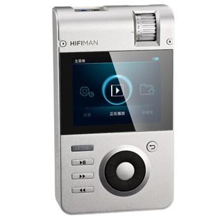 HiFiMAN 头领科技 HM901S+平衡耳放卡 hifi无损便携MP3发烧音乐播放器