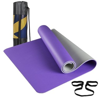 KANSOON 凯速 NBR系列 185*80*1cm 加宽加厚瑜伽垫
