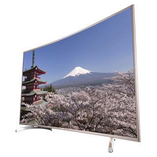 MOOKA 模卡  Q55M52 55英寸 4K超高清 曲面电视