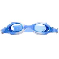 NHYD 宁弘品儿童泳镜 防水防雾 多彩 NJ1100-3蓝白色