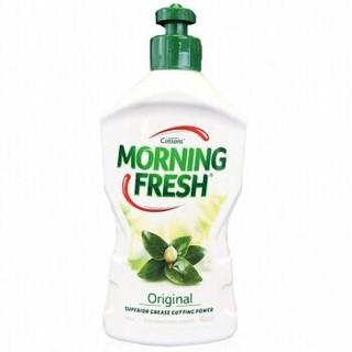 凑单品、限地区 : Morning Fresh 超浓缩洗洁精 原味香型 400ml