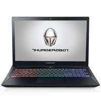 新品发售:ThundeRobot 雷神 新911黑幽灵电竞版 15.6英寸游戏本(i7-8750H、16G、128G+1T、GTX1060 6G、144Hz)