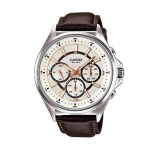 CASIO 卡西欧 MTP-E303L-7A 男士时装腕表 *2件