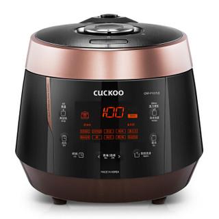 福库(CUCKOO)电饭煲 原装进口双语音提示高压电饭锅CRP-P101FJD 5L