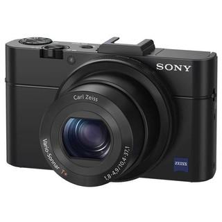 SONY 索尼 DSC-RX100M2 1英寸数码相机