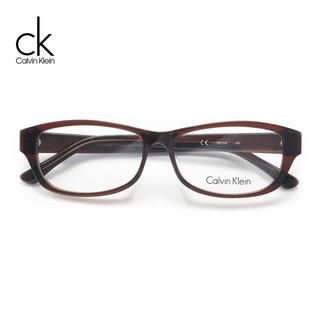 Calvin Klein 卡尔文·克莱 板材框架眼镜CK5853A 210 54 + 依视路1.552非球面钻晶A+树脂镜片
