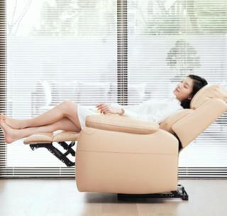 8H 悠然1号 真皮电动休闲沙发