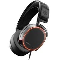 steelseries 賽睿 Arctis 寒冰 Pro 游戲耳機 RGB燈光