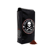 Death Wish 死亡之愿 浓烈强劲高咖啡因咖啡粉 453克