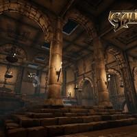 《头号玩家:绿洲测试版》VR数字版游戏