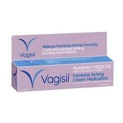 凑单品 : Vagisil 女性私处止痒膏 25g