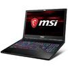 微星(msi)GS63 15.6英寸轻薄游戏本笔记本电脑(i7-8750H 8G*2 1T+256G SSD GTX1060 6G 120Hz 3ms Killer黑) 10733元