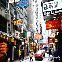 全国多地-香港4-5天往返含税机票