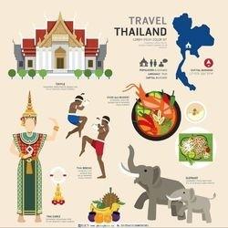 广州送签  泰国个人旅游签证