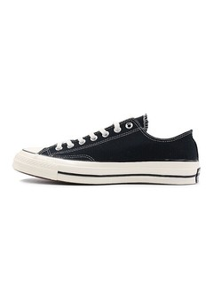 CONVERSE 匡威 Chuck Taylor All Star 70s 中性款低帮帆布鞋