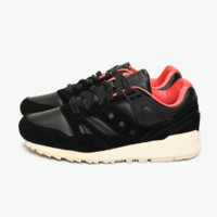 限43码:saucony Originals Grid SD 中性款复古跑鞋