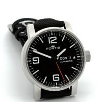 FORTIS 富利斯 Spacematic系列 623.10.18.LP.10 男士机械腕表