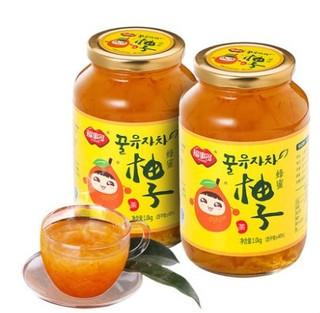 福事多 蜂蜜柚子茶 1kg