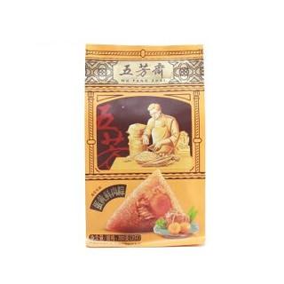 五芳斋 中华老字号 端午节粽子 嘉兴特产 蛋黄鲜肉粽280g