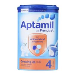 Aptamil 爱他美 幼儿奶粉 4段 800g*3罐