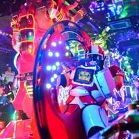 东京新宿机器人美眉餐厅表演秀门票