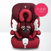 Lutule 路途乐 路路熊Air C 汽车儿童安全座椅9个月-12岁 ISOFIX接口 湖水蓝