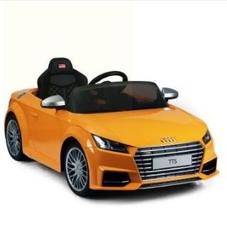Rastar 星辉 82500 奥迪TTS 儿童电动童车 黄色  +凑单品