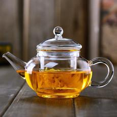 玉兰香 玻璃茶壶茶具