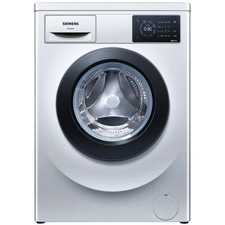 SIEMENS 西门子 WM12L2688W 8公斤 变频 滚筒洗衣机