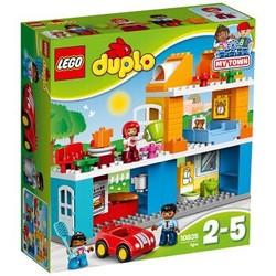 LEGO 乐高 得宝系列 10835 温馨家庭 *2件