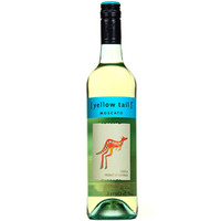Yellow Tail 黄尾袋鼠 幕斯卡 白葡萄酒 750ml
