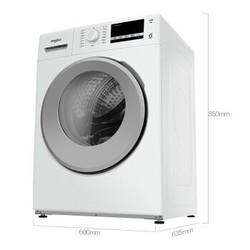 Whirlpool 惠而浦 WF100BHIW865W 10公斤 洗烘一体机