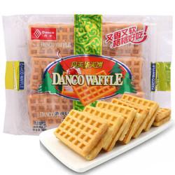 丹夫 华夫饼 无添加蔗糖味 160g *5件