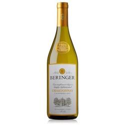 Beringer 贝灵哲  加州霞多丽半干白葡萄酒 750ml *15件