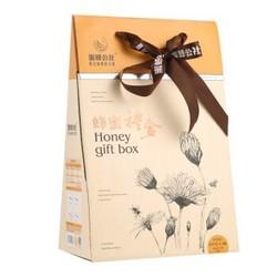 蜜蜂公社(Bees Commune)精装蜂蜜礼盒 480g*4瓶