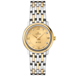 OMEGA 欧米茄 424.20.24.60.58.001 碟飞系列 女士时尚手表