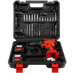 SANTO 赛拓 9701 12V双锂电池电钻套装