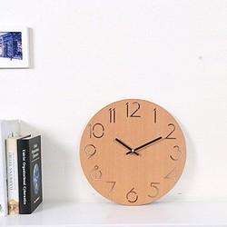 莱朗 创意挂钟 客厅简约现代北欧风时钟
