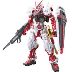 万代高达Gundam拼插拼装模型玩具 RG版 红异端敢达0200634 *2件