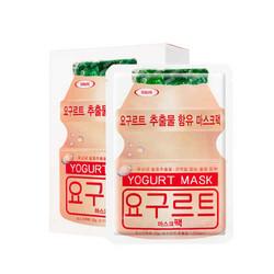 韩国Itibiti 营养补水乳酸菌养乐多面膜 10片