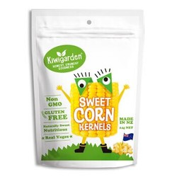 奇异果园(kiwigarden)新西兰原装进口 宝宝健康零食 儿童糖果 甜玉米粒14g