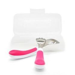OXO 奥秀 儿童不锈钢叉勺套装  *5件 +凑单品