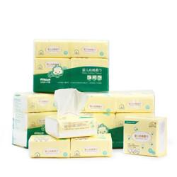 全棉时代婴儿棉柔巾/抽纸 干湿柔巾手帕纸 11*20cm 6包/提*3